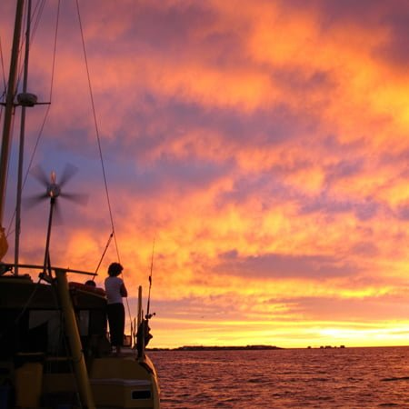 sunset cruise perth fremantle
